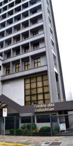 predio SINDIMETAL RS Centro das Indústrias São Leopoldo